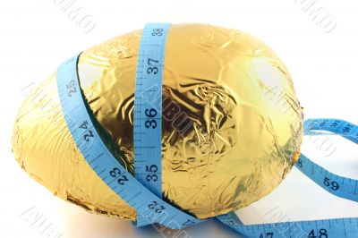 Easter Egg with Tape Measure 3