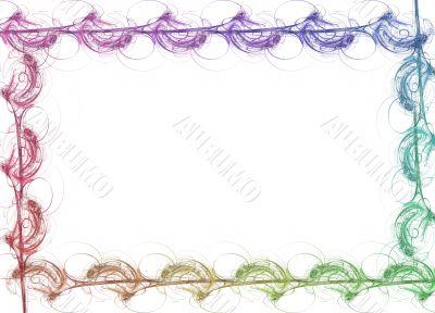 Border - Rainbow