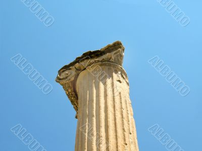 Travel in Ephesus, Turkey