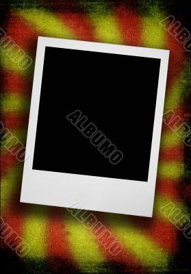 single photo frame