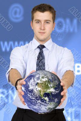 business worldwide communications