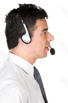 customer services guy