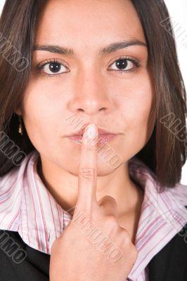 business silence - latin american