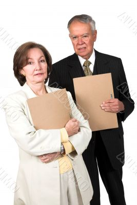 business couple - seniors