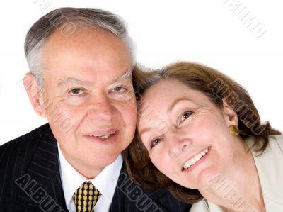 business seniors portrait