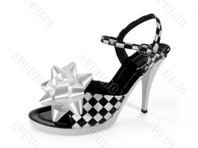 Sexy high heel shoe (+ clipping paths)