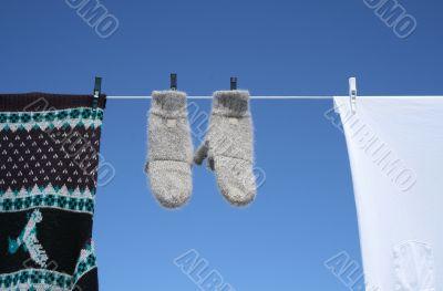 Spring laundry
