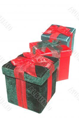Christmas Present Gift Box