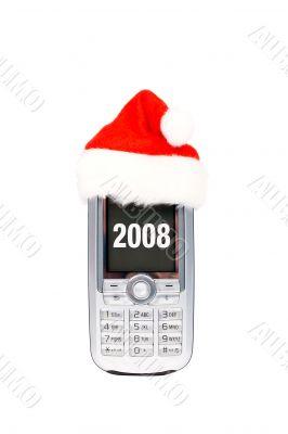 Christmas mobile phone
