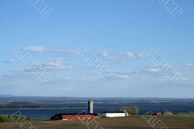 Farmland - rural landscape