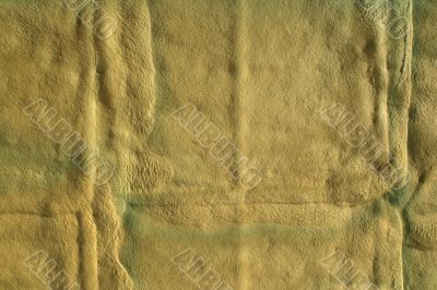 Abstract foam wall texture