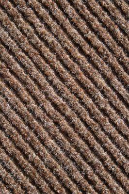 Diagonal striped pattern of a carpet