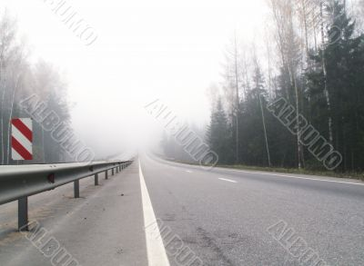 Highway To The Mist