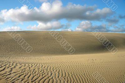 Dune like a dessert