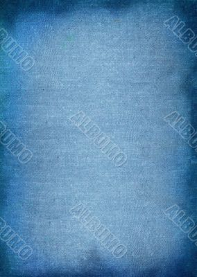 blue rough material background