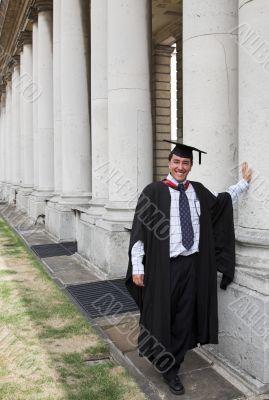 casual graduate - columns