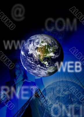 blue business worldwide