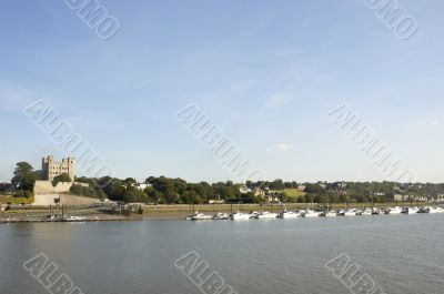 The river Medway