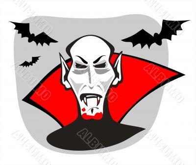 Vampire and bats