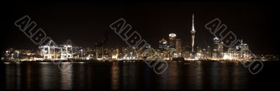 New Zealand - Auckland - Panoramic - Devonport
