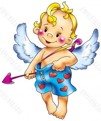Cupid in intimate cowards.