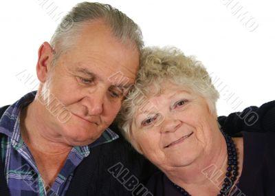 Happy Senior Couple 5