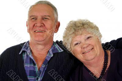 Happy Senior Couple 4