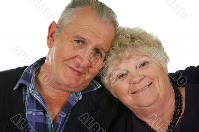 Happy Senior Couple 3