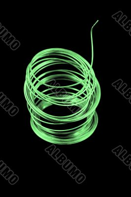 Green Fuse Wire