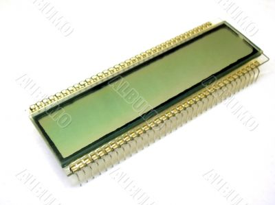 Liquid Crystal Display Electronic Component