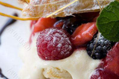 Pastry dessert