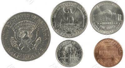 American cents