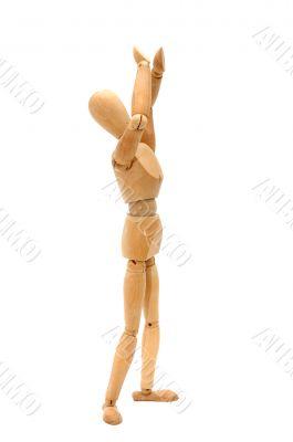 Figurine - Protect my head