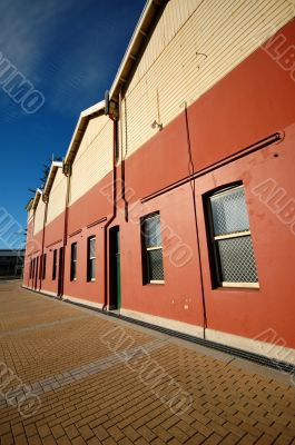 Red Warehouse