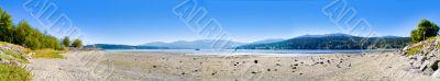 Low Tide Panoramic