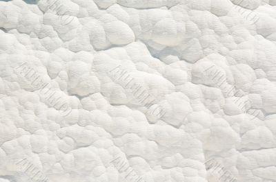 Wall of calcium.