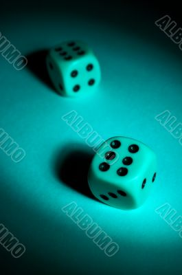 to roll dice