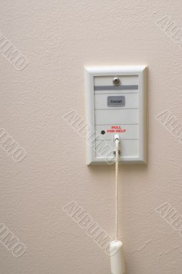 Hospital Emergency Call Switch