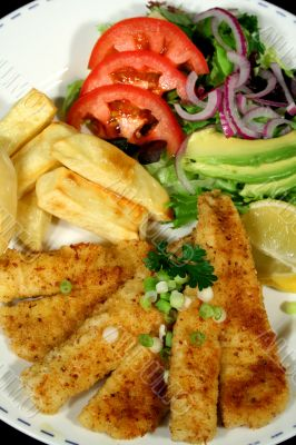 Fish And Chips 1