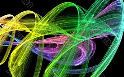 beautiful swirls