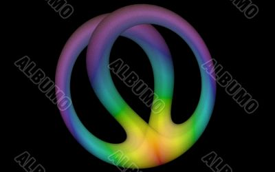 stylised symbol