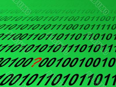 datastream error or corruption