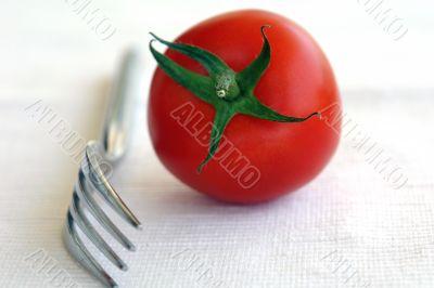 tomato close-up