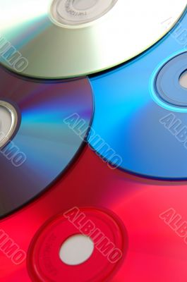 Array of CD