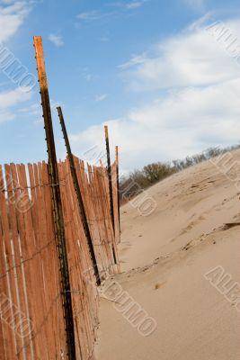 Beach Sand Fence