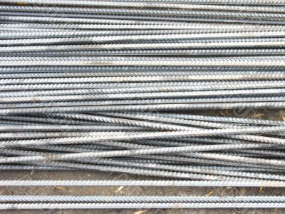 Building steel armature in the long term