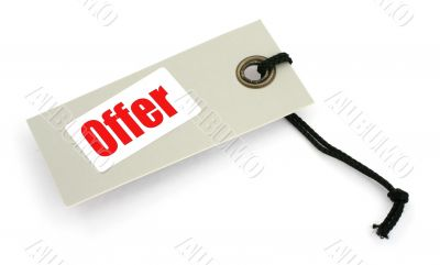 Offer tag