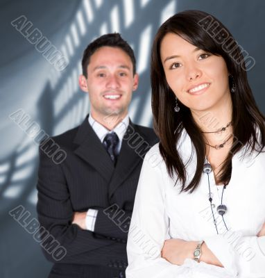 business partners - young entrepreneurs