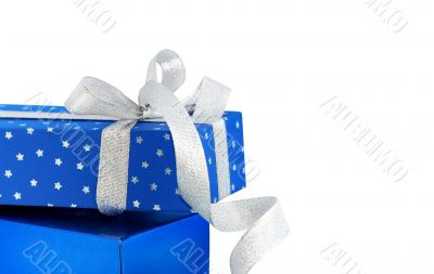 Gifts / isolated / with hand made clipping path