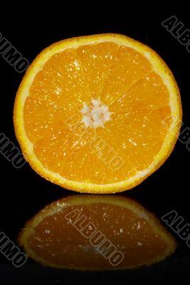 citrus fruit sweet ripe orange